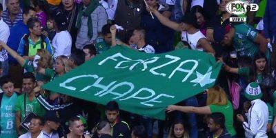 Twitter. Imagen Por: León y Tigres rinden homenaje al Chapecoense previo a su duelo.