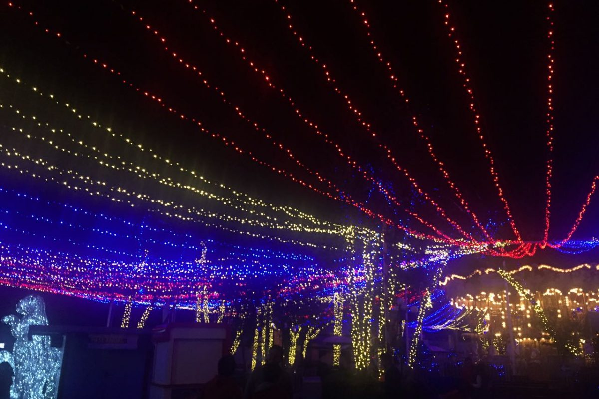 Navidad en Six Flags