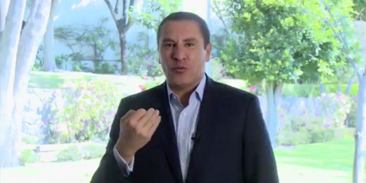 Rafael Moreno Valle le responde al INE: