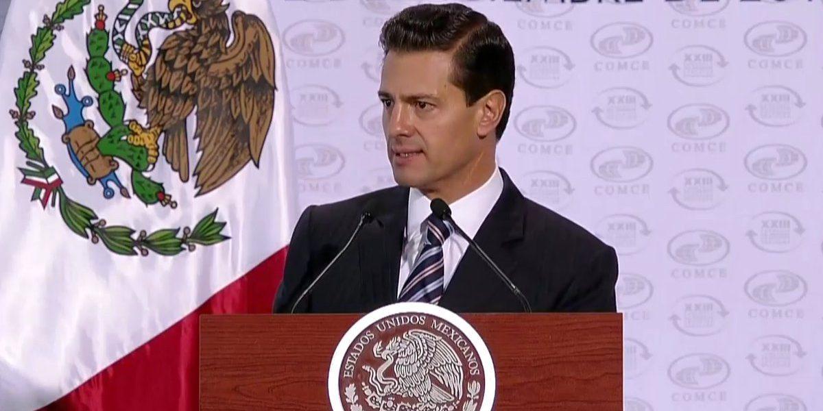 Ingresos por producción agroalimentaria supera la del petróleo o remesas: Peña Nieto
