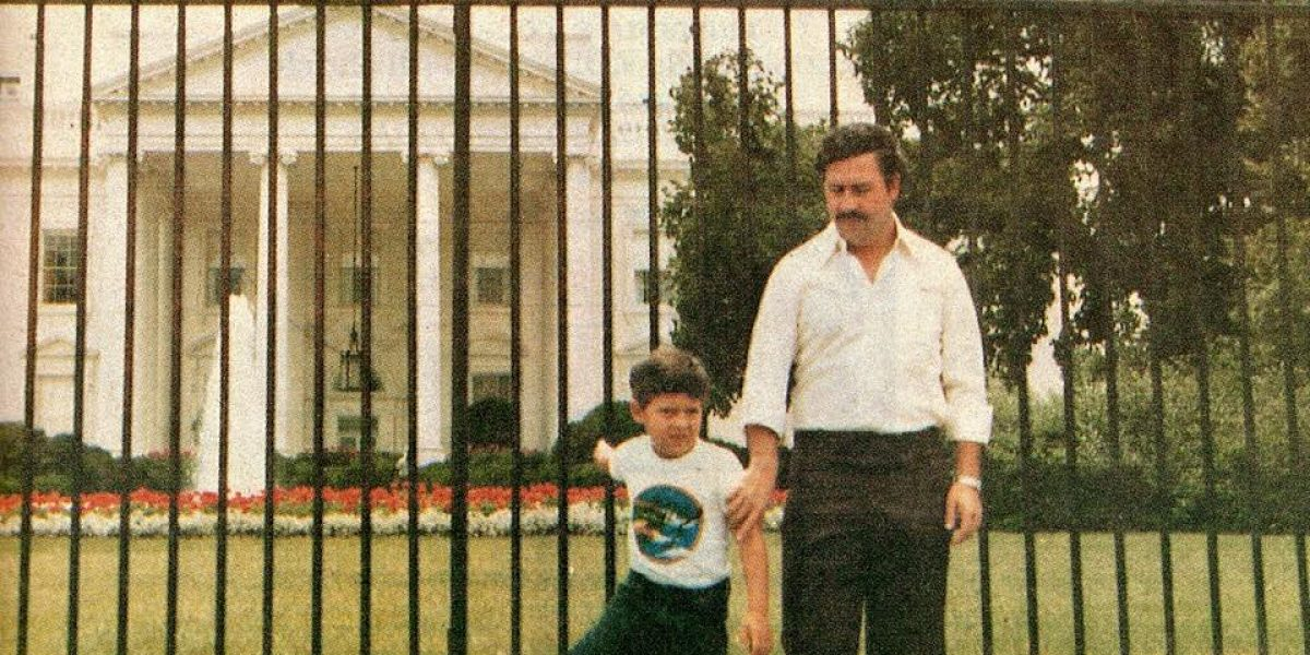 5 datos que probablemente no sabían de Pablo Escobar