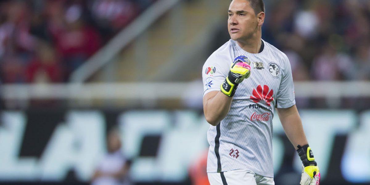 Moisés Muñoz le manda mensaje a Marchesín tras su llegada al América