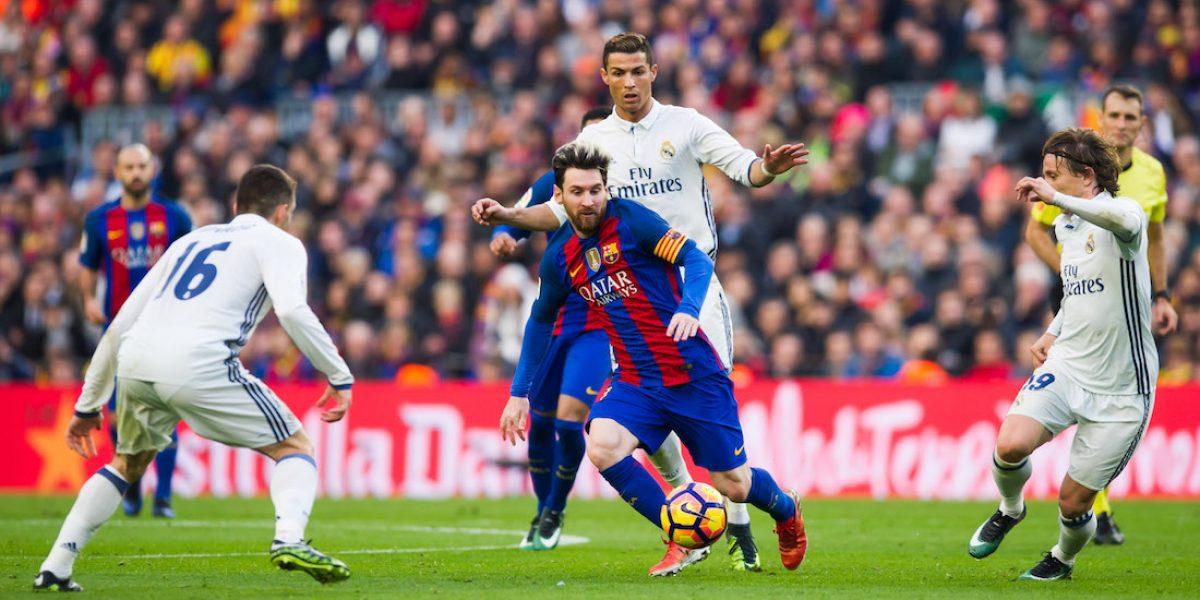 EN VIVO: ¡El Clásico que divide al mundo! Barcelona recibe al Real Madrid