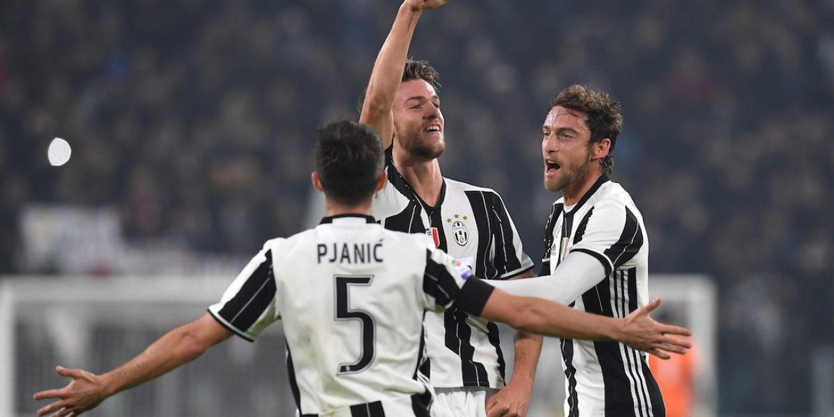 La Juve le pone un alto al Atalanta para reforzar su liderato en el Calcio