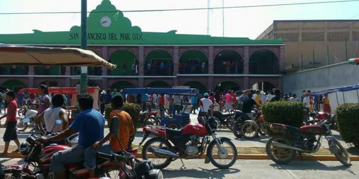 Reportan linchamiento de presunto secuestrador en Oaxaca
