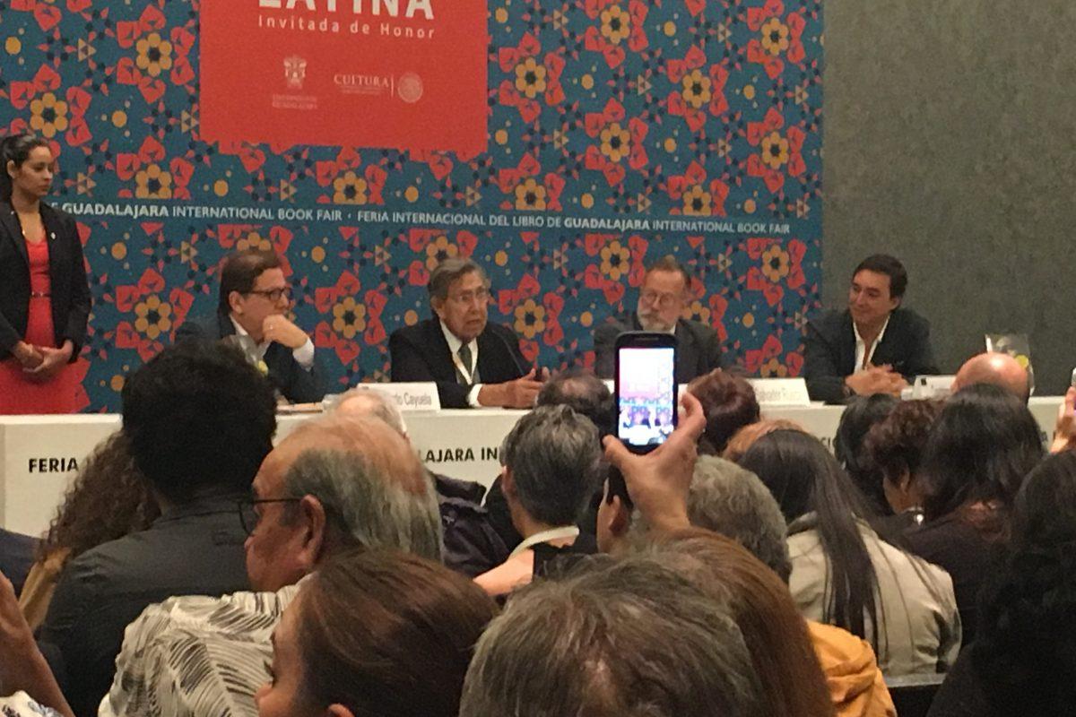 Cuauhtémoc Cárdenas. Imagen Por: Mayra Torres de la O
