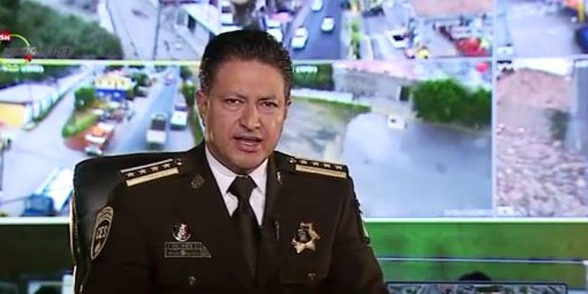 Critican a policía del Edomex por tener su propio programa de televisión