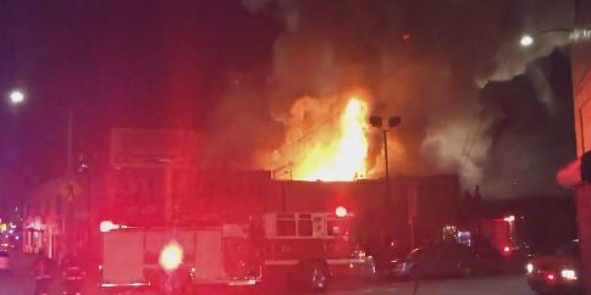 Podrían ser más de 40 los muertos en incendio en California