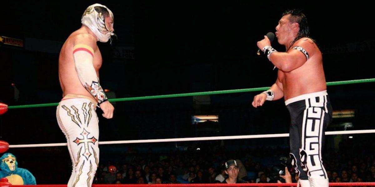 Último Guerrero humilla a Carístico en la Arena México