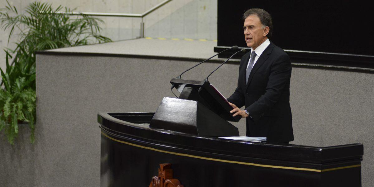 Yunes crea Comisión de Búsqueda de Desaparecidos en Veracruz