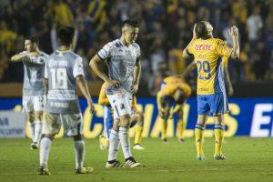 © MEXSPORT. Imagen Por: Tigres se instala en la gran final, espera a América o Necaxa/Mexsport