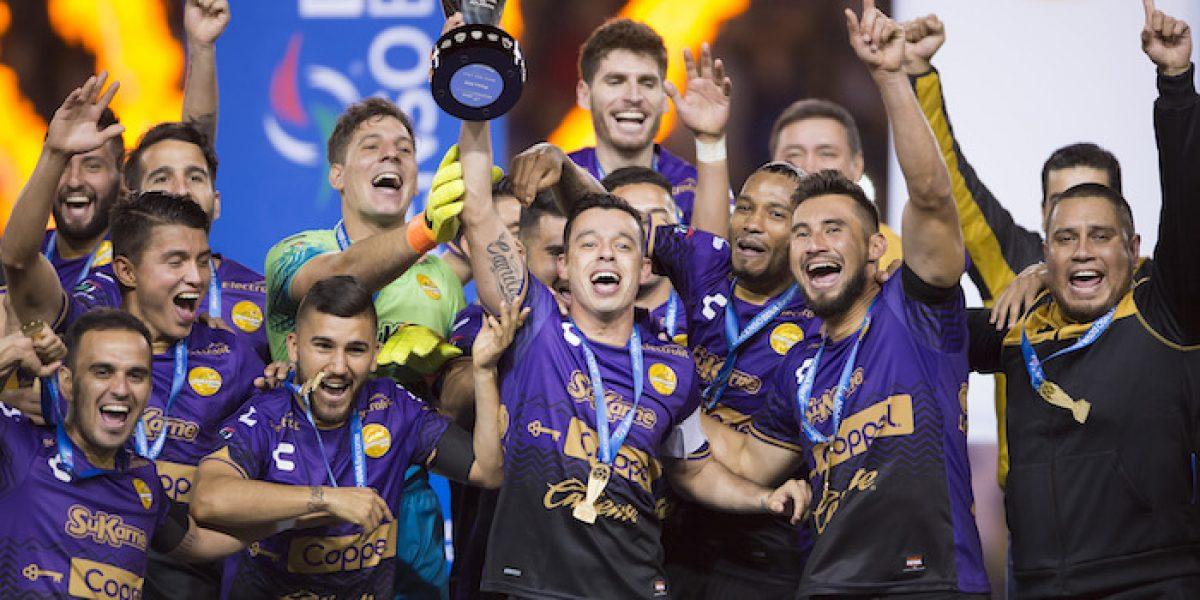 Dorados vence al Atlante y es campeón del Apertura 2016 del Ascenso MX
