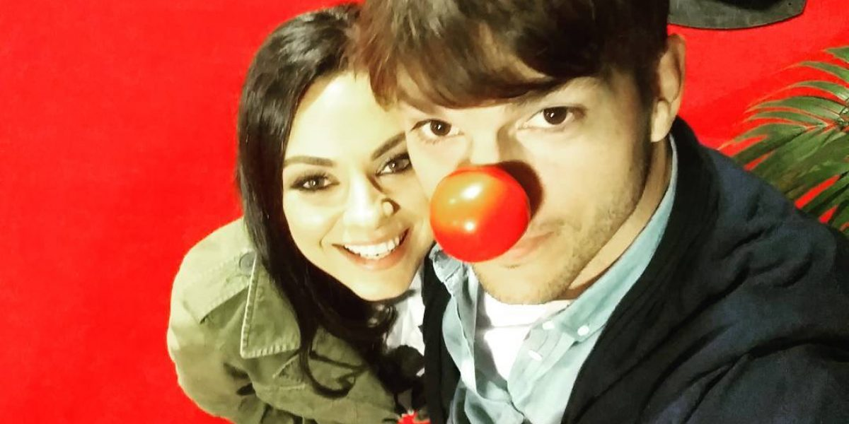Mila Kunis y Ashton Kutcher son padres por segunda vez