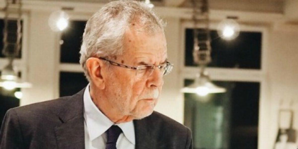 Candidato independiente gana elecciones presidenciales en Austria