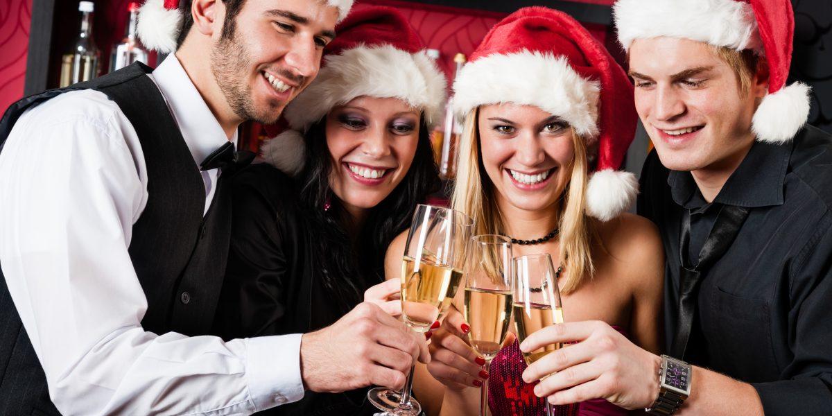 El peligro de los eventos de empresa, sobre todo los navideños