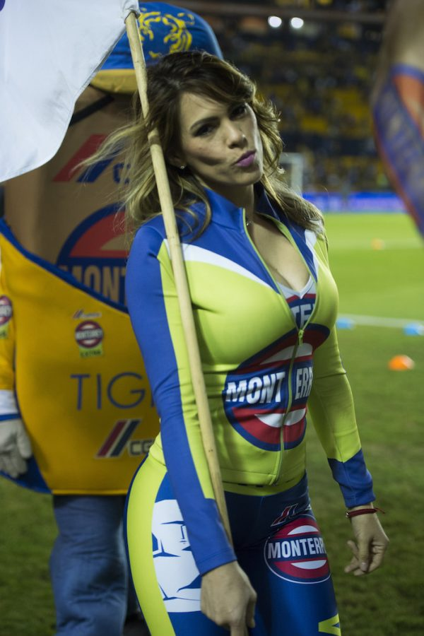 © MEXSPORT. Imagen Por: FOTOS: La chicas más guapas de las semifinales del Apertura 2016/Mexsport