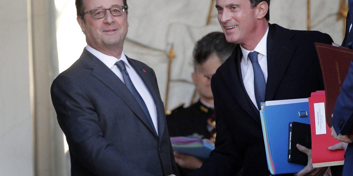 Francia: Manuel Valls presenta hoy su candidatura a las primarias socialistas
