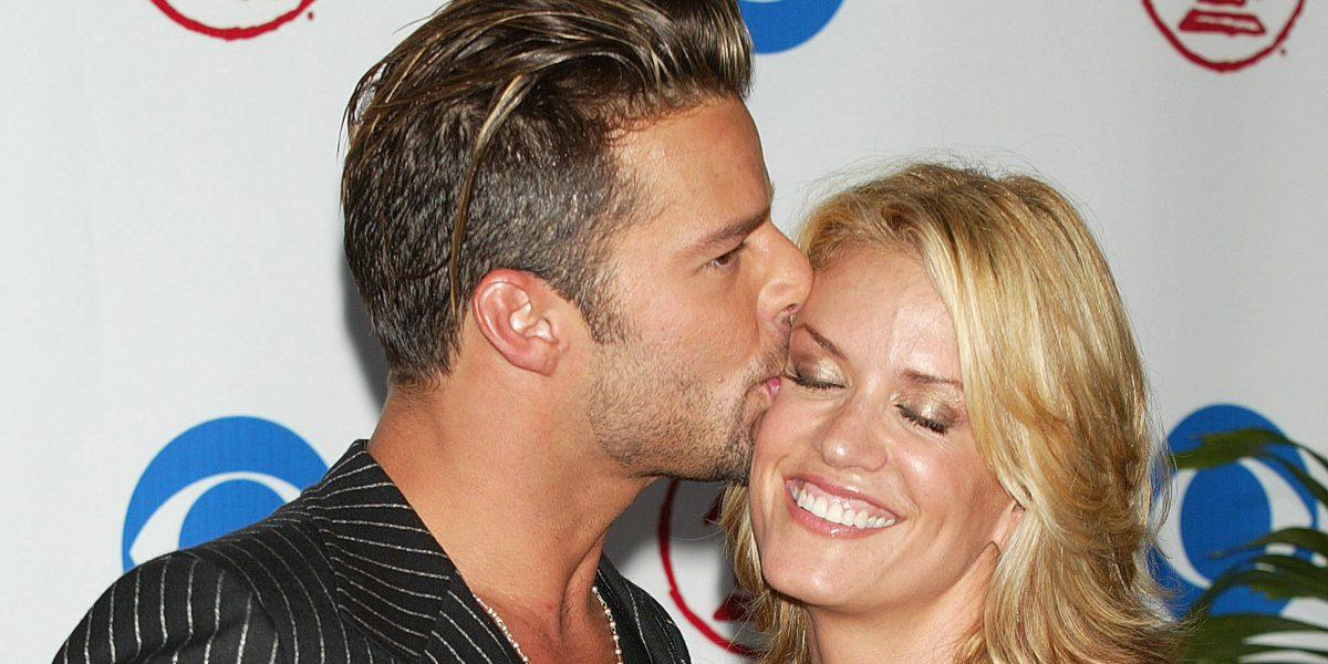 Rebecca de Alba reveló que estuvo embarazada de Ricky Martin