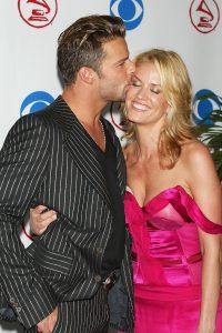 Rebecca de Alba confesó que estuvo embarazada de Ricky Martin. Imagen Por: Getty Images