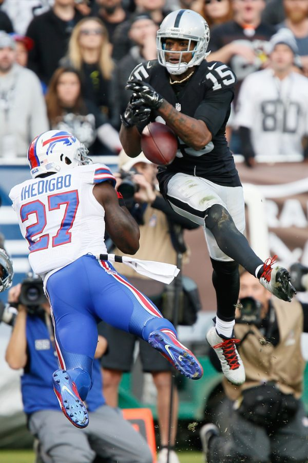 © 2016 Getty Images. Imagen Por: Bills 24-38 Raiders/Getty Images