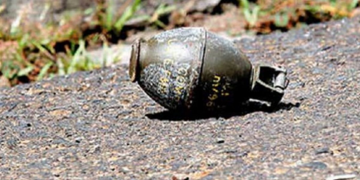 Lanza granada a vecino por negarse a bajar volumen de la música