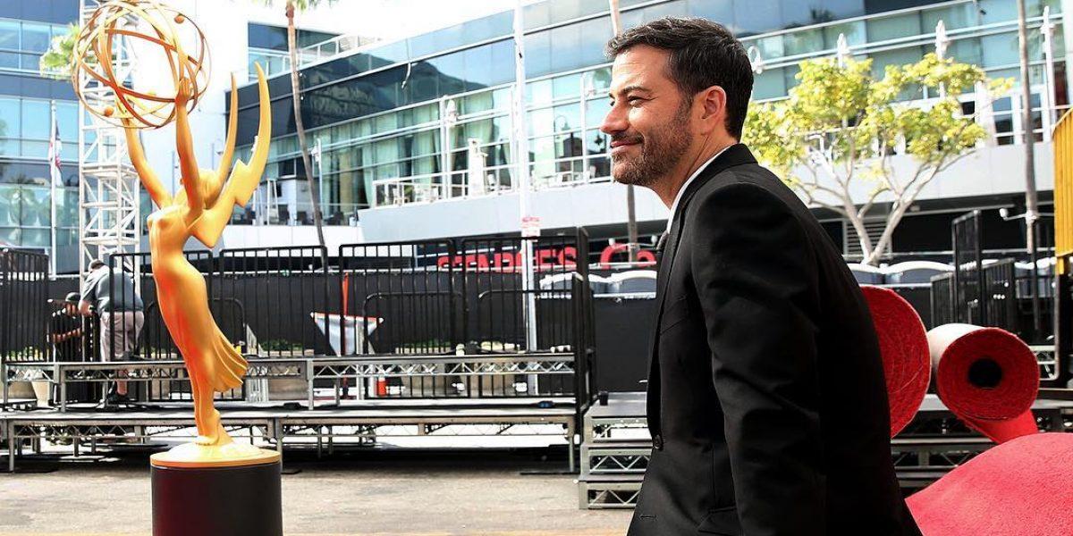 Jimmy Kimmel será el anfitrión de los Oscar