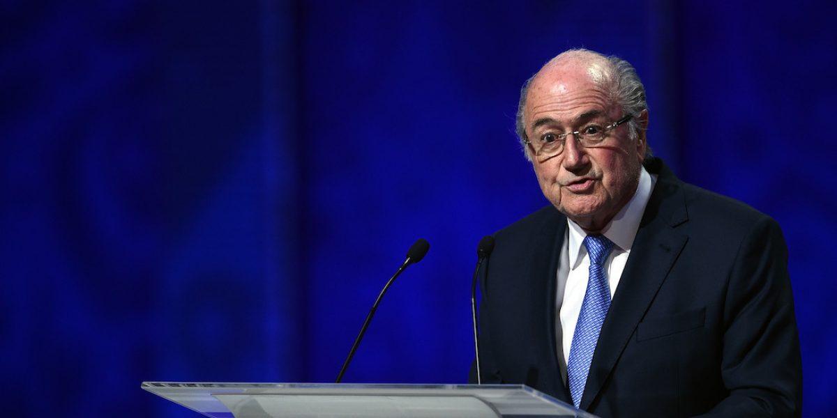 Joseph Blatter pierde su apelación ante el TAS