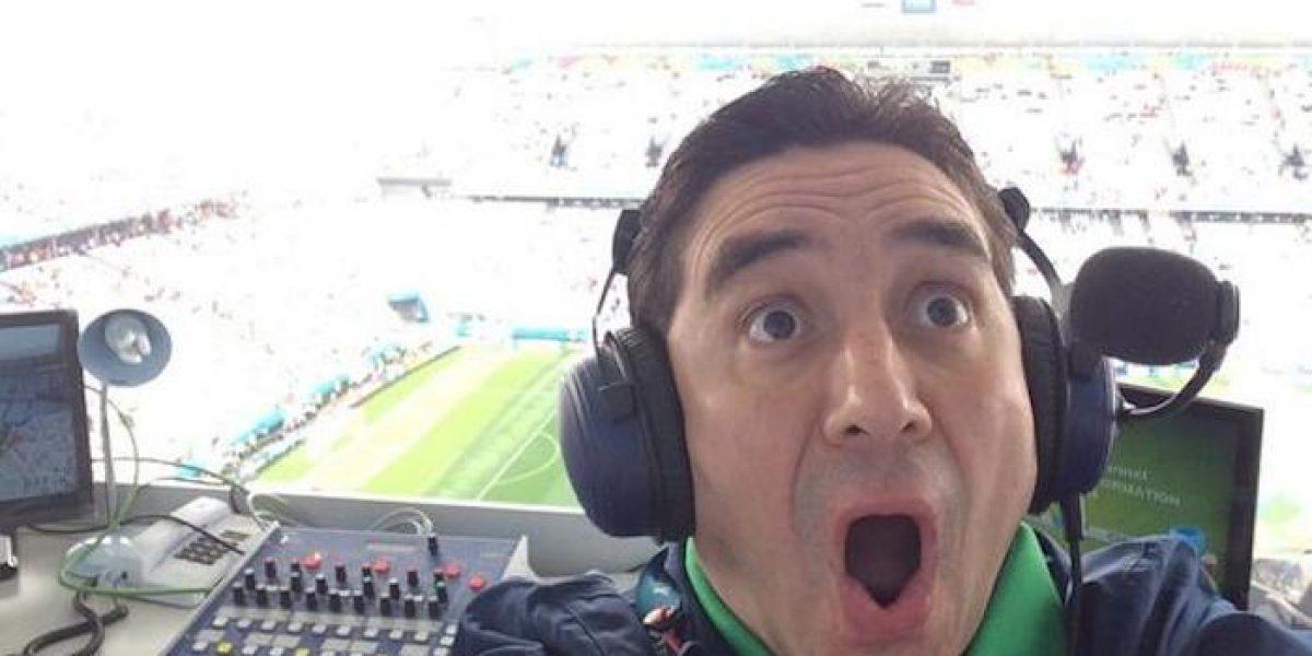 Narrador de Televisa acepta que gol de Peralta fue en fuera de lugar… ¡y no lo comentaron!