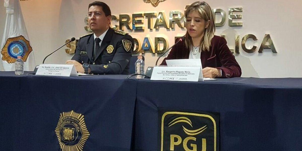 Detienen en la Cuauhtémoc a joven de 16 implicado en homicidio y venta de drogas