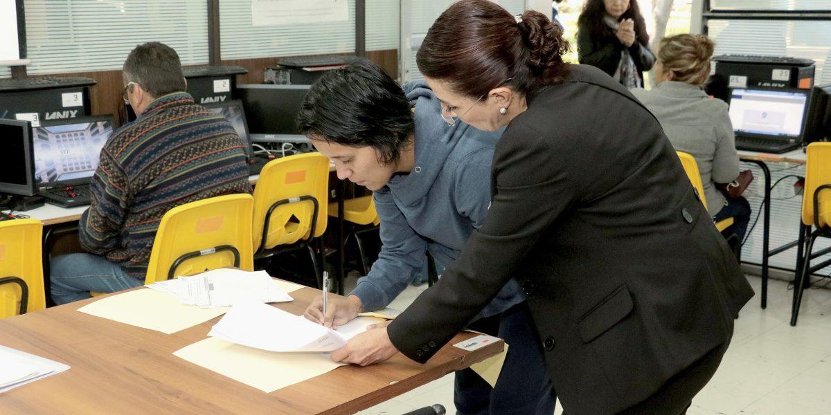 Más de 200 mil docentes participaron en evaluaciones de la SEP