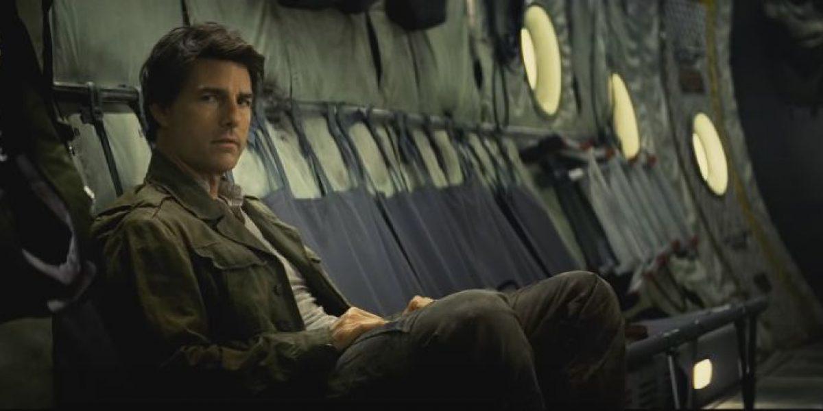 Tom Cruise resucita a La Momia