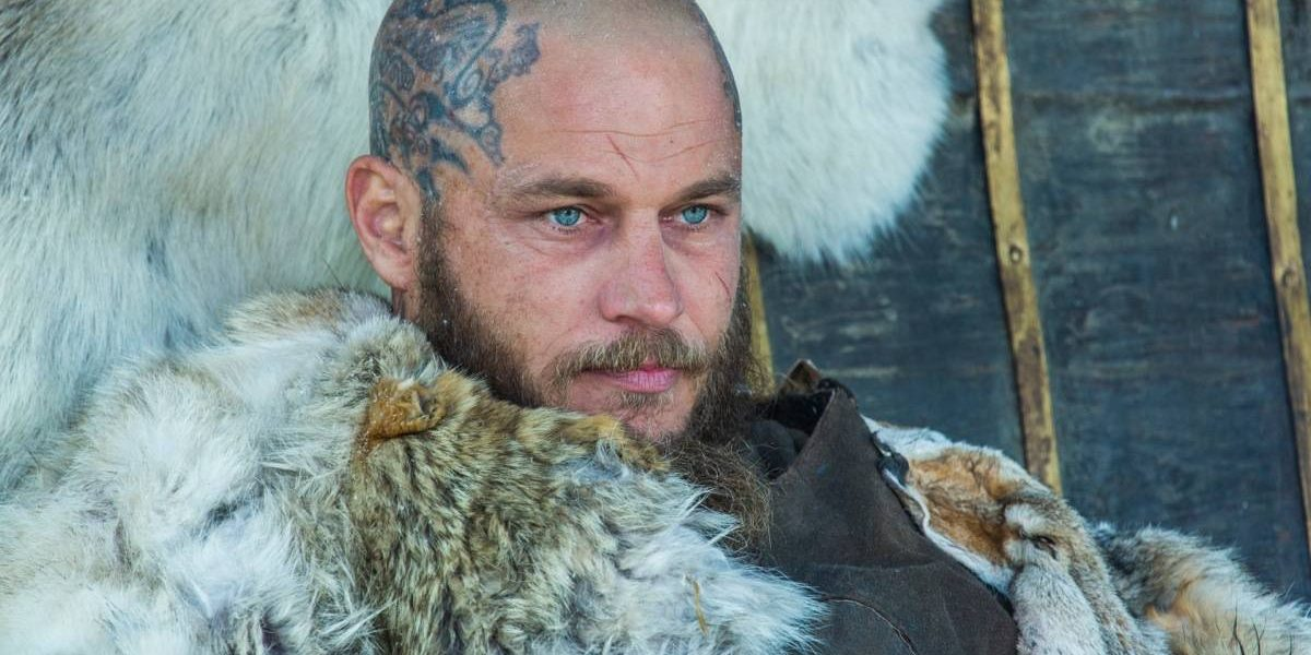 Travis Fimmel mantiene fuerte a Ragnar Lothbrok