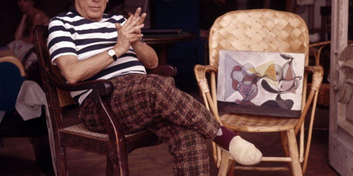 Rivera y Picasso juntos en muestra de museo de Los Ángeles