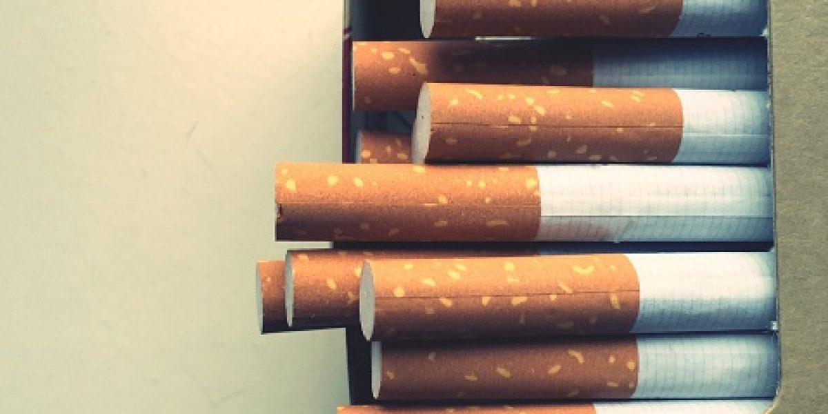 Basta un cigarrillo al día para aumentar el riesgo de muerte
