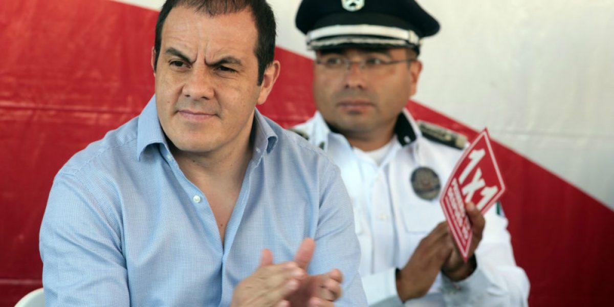 Corte suspende revocación de mandato a Cuauhtémoc Blanco