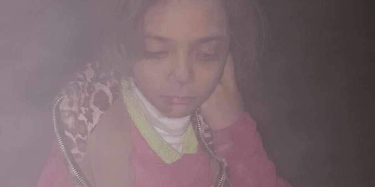 Bana Alabed sigue viva: la niña que narra en Twitter la Guerra en Alepo