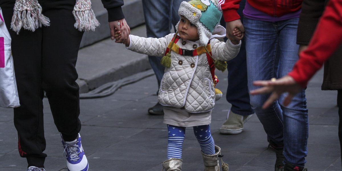 Masa de aire polar provocará frío en gran parte del país