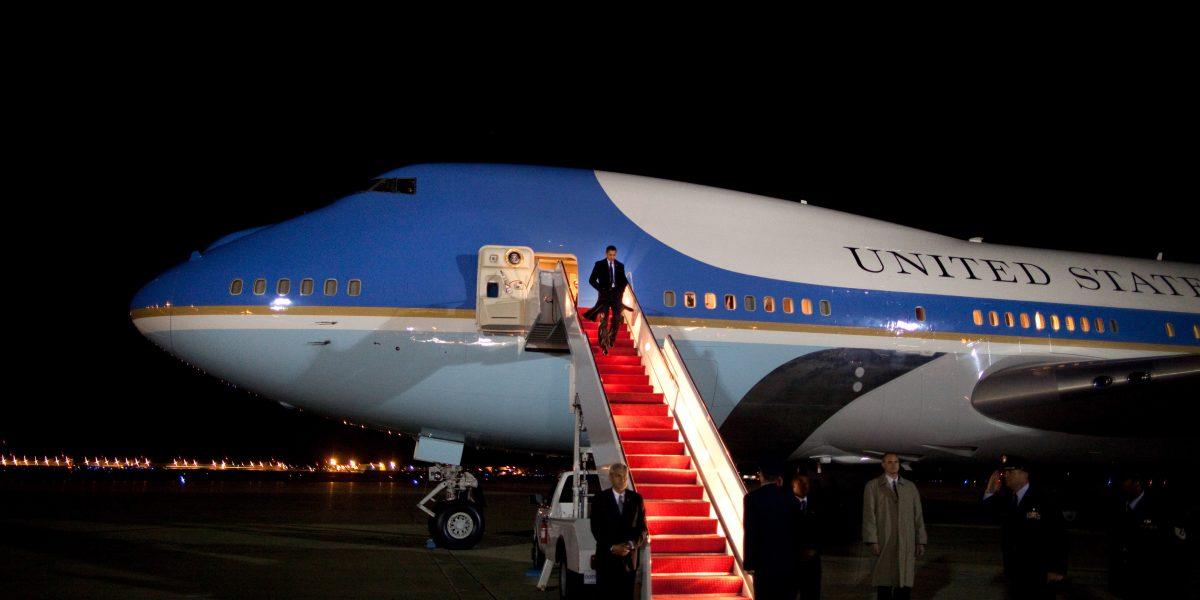 ¿Qué tienen en común el avión que Trump canceló por caro y el de EPN?