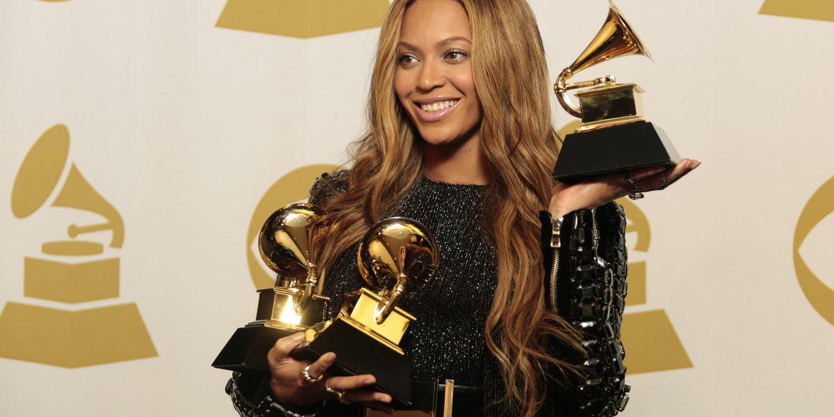 Nominados a los premios Grammy 2017