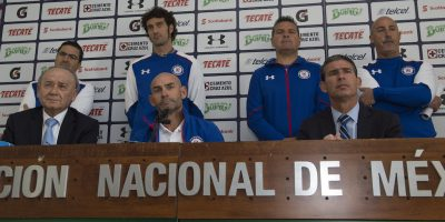 Joffre Guerrón y Víctor Vázquez saldrán de Cruz Azul