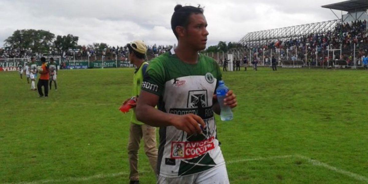 Declaran muerte cerebral a futbolista que sería operado de la columna