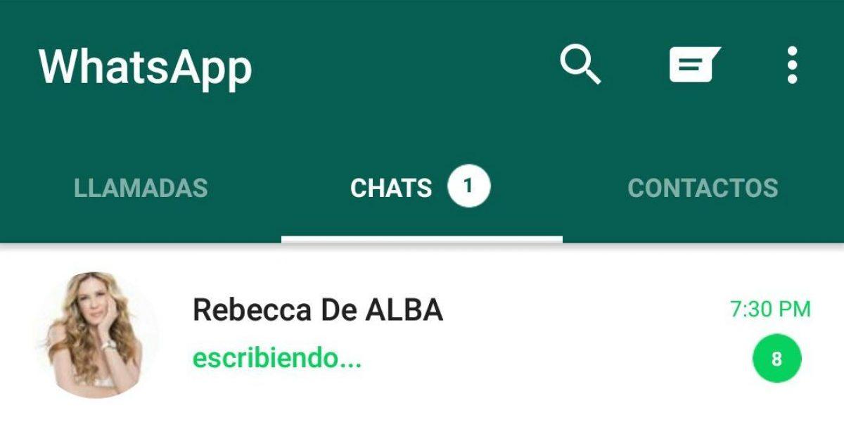 Rebecca de Alba indignada con publicación por una nota sobre su posada