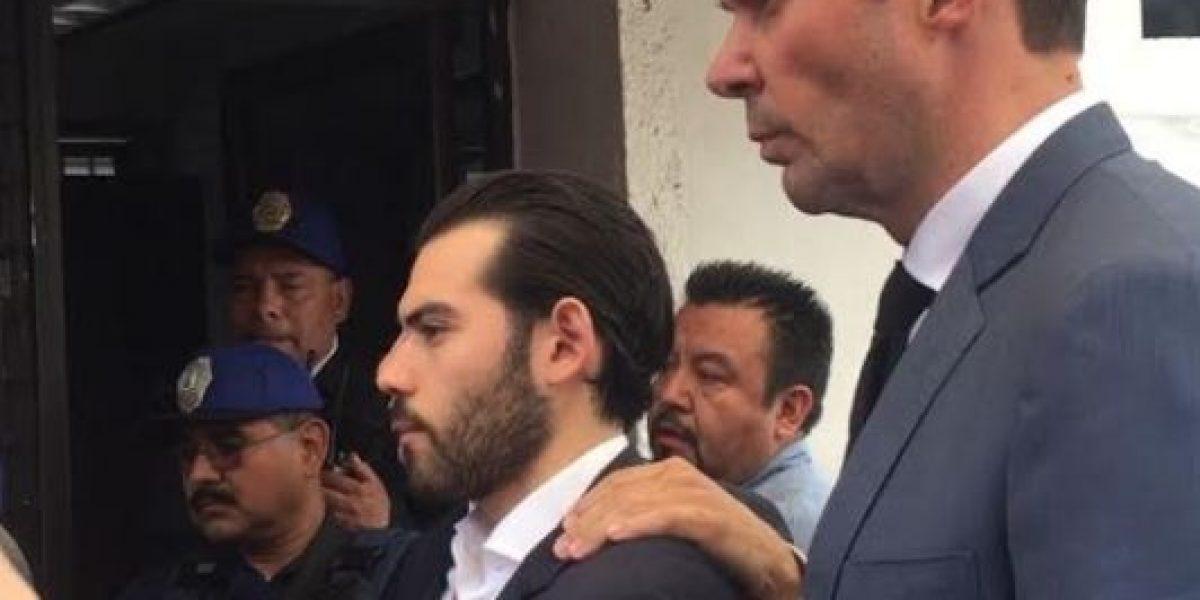 Niegan amparo a hijo de Guillermo Padrés; podrá ser detenido