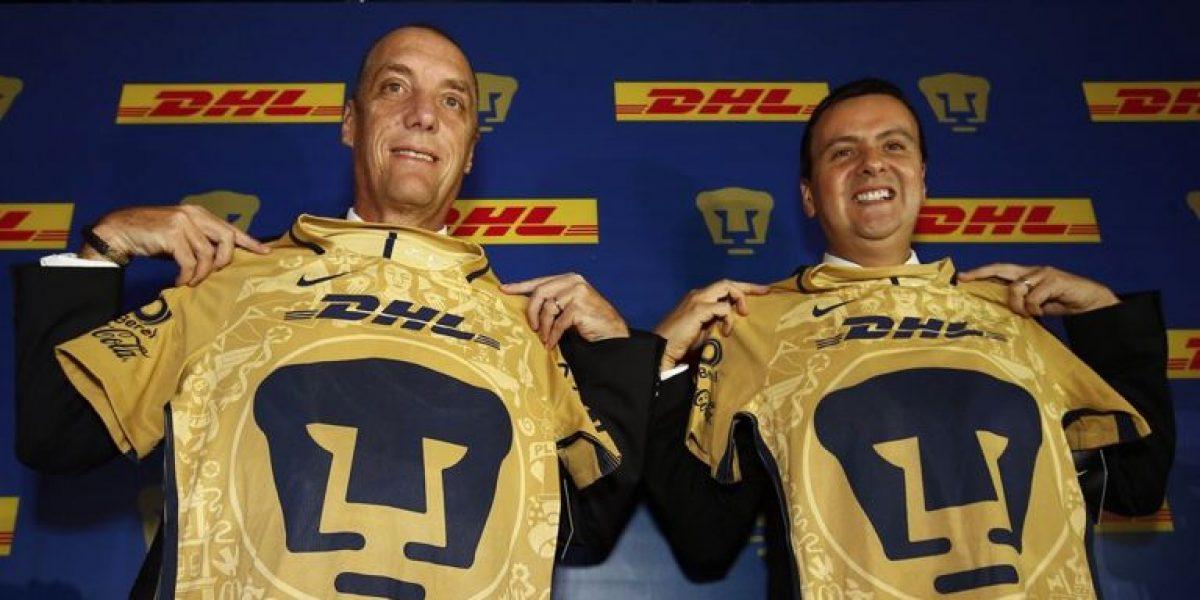 Pumas estrena patrocinador y nuevo diseño de su playera