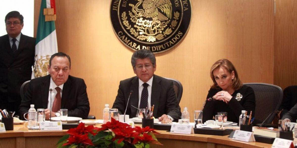Ruiz Massieu urge a diputados cerrar filas a favor de mexicanos en EU
