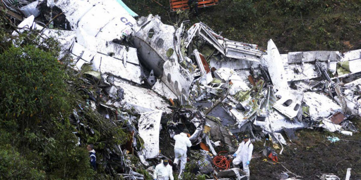Detienen a director de aerolínea Lamia en la que viajó el Chapecoense
