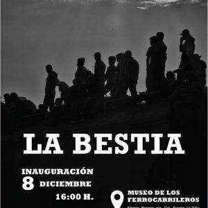 La Bestia, exposición