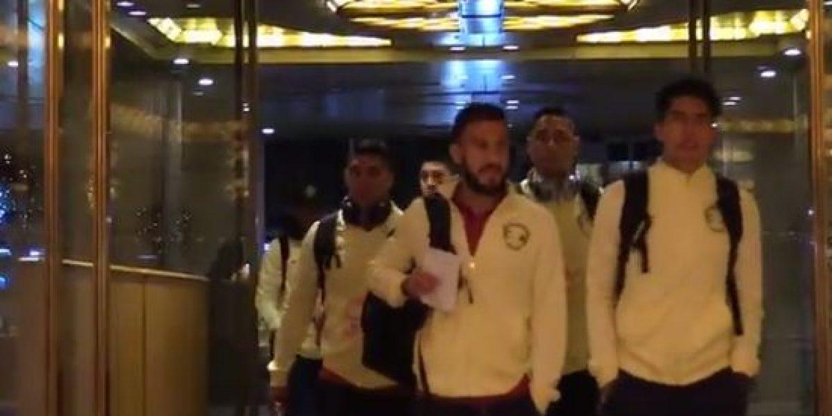 VIDEO: América ya llegó a Japón para el Mundial de Clubes