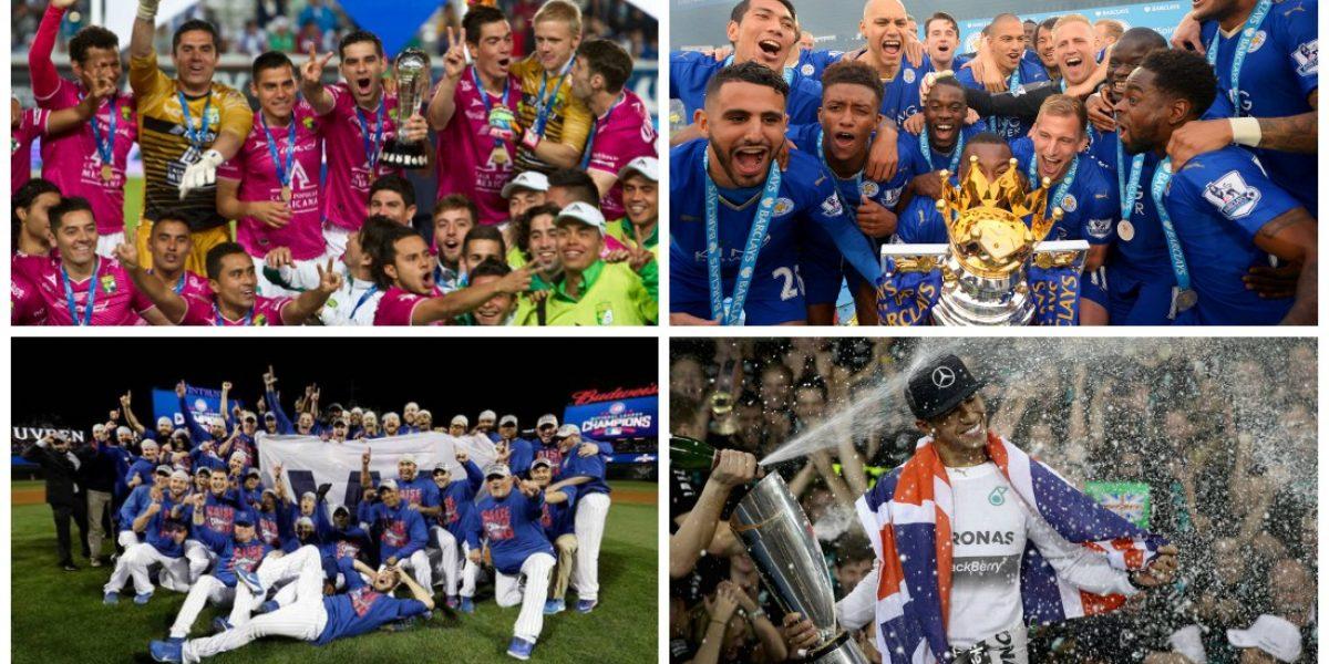 Los títulos que se han conquistado desde que Cruz Azul fue Campeón