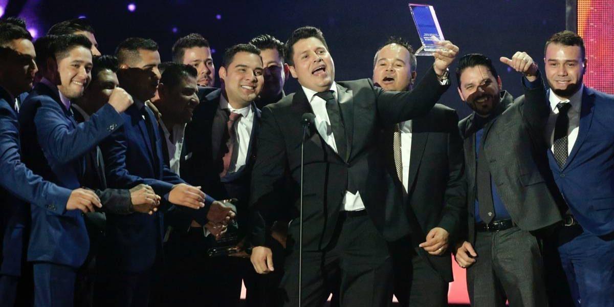 Banda de Lizárraga y Wisin los más nominados en los premios Lo Nuestro
